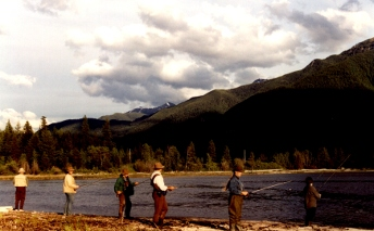 Chilcotin Holidays Lodge Trip Packages-Fishing