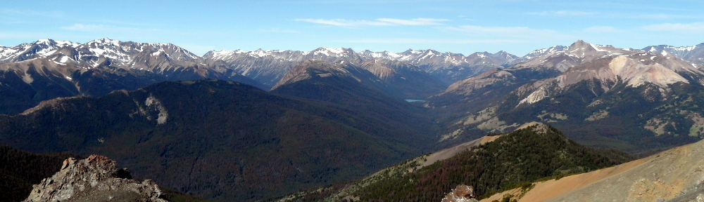 The Historic Chilcotin Mountain High Trail