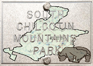 South Chilcotin Mountain Park baner