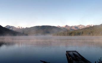 Spruce Lake -Trial Lodging