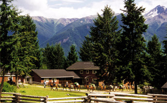 CMHT Lodging-Lodging Chilcotin Holidays