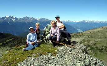 CMHT Lodging-Hikers