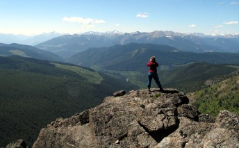 Mountains -Cariboo Chilcotin Region Information